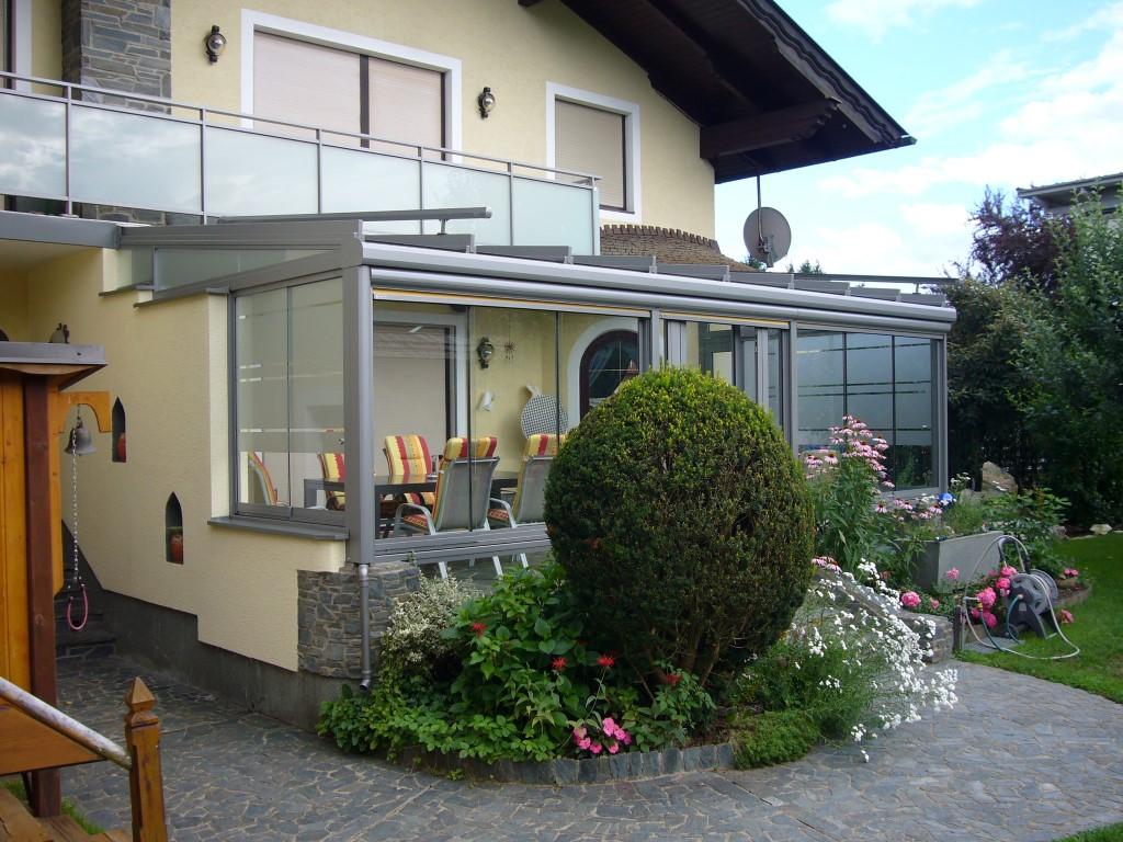 Sommergarte in Villach