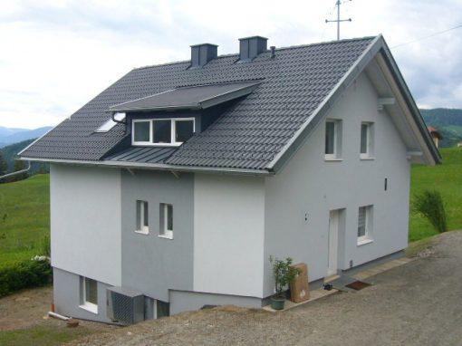 Sanierung Wohnhaus Zammelsberg
