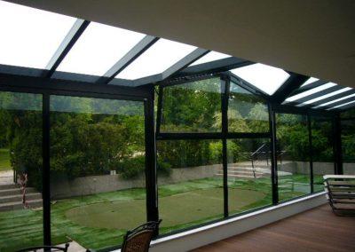Terrassen-Dachverglasungen