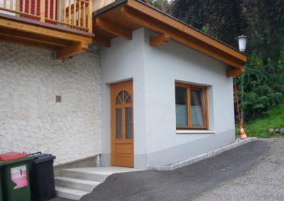 Wohnraum und Büroerweiterung