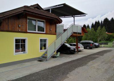 Sanierung Wohnungserweiterung