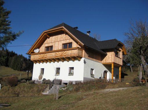Sanierung Bauernhaus