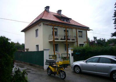 Haussanierung in Klagenfurt